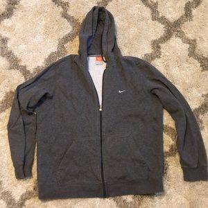 Nike Full Zip Up Hoodie